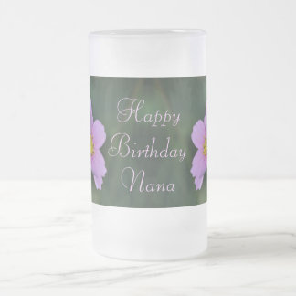 Nana Birthday Frosted Mug by Janz