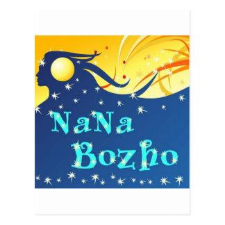 Nana Bozho Postcard