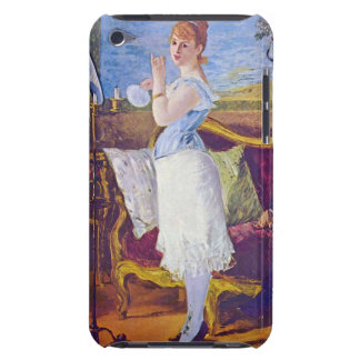 Nana by Edouard Manet Barely There iPod Cases