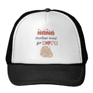 Nana Children's Gift Mesh Hats
