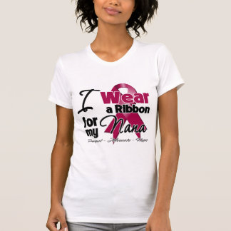 Nana - cinta del mieloma múltiple t-shirt