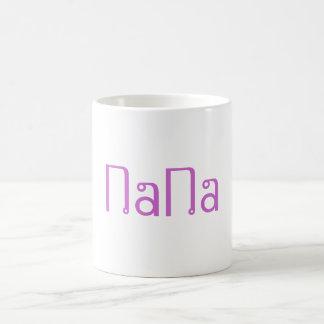 """NaNa"" coffee mug"