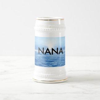 NANA Coffee Mug Two Toned Grandmother Tea Cup