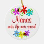 Nana especial ornamento para arbol de navidad
