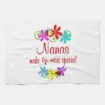 Nana especial toallas de mano