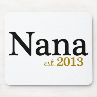Nana Est 2013 Alfombrilla De Raton