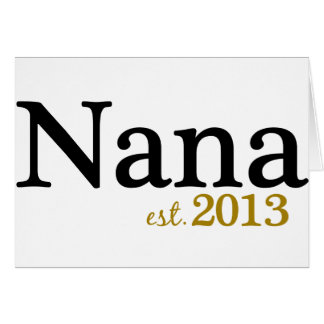 Nana Est 2013 Tarjetón
