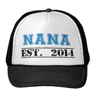 Nana, Established 2014 Trucker Hat