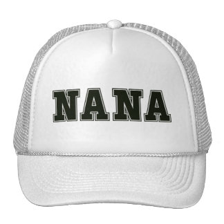 Nana Trucker Hat