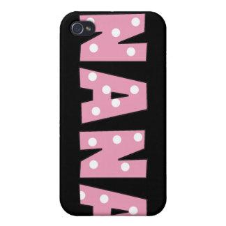NANA iPhone 4 CARCASAS