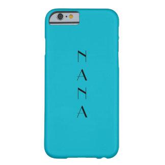 """NANA"" iPhone 6 case"