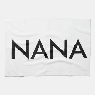 Nana Kitchen Towels | Zazzle
