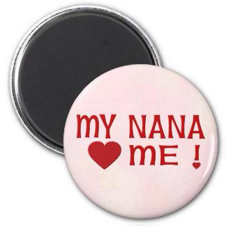 Nana me ama imanes