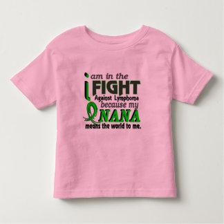 Nana Means The World To Me Lymphoma Shirt
