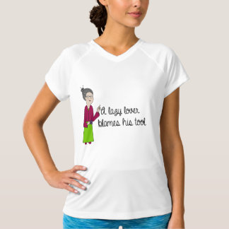 Nana Néné, A lazy lover T-Shirt
