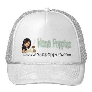 Nana Poppins Promos Trucker Hat