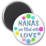 Nana Refrigerator Magnets