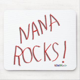 Nana Rocks! Mousepad