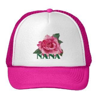 Nana Rose Hat