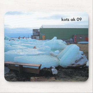 NANA SEA FOODS ICE, kotz ak 09 Mouse Pad