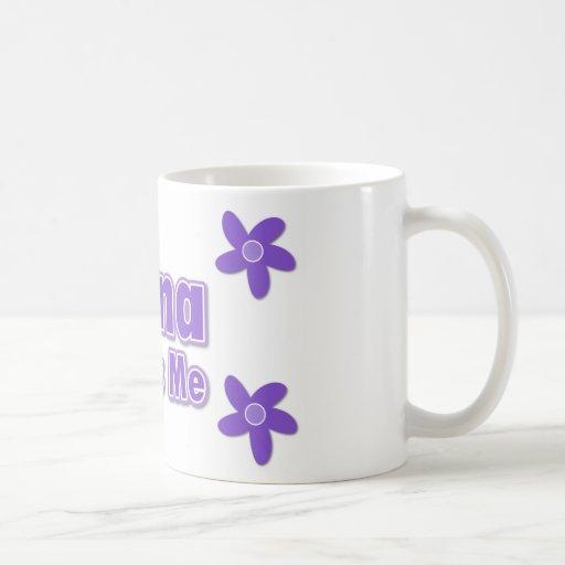 Nana Spoils Me Mug