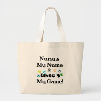 Nana y bingo bolsa