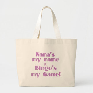 Nana y bingo bolsas