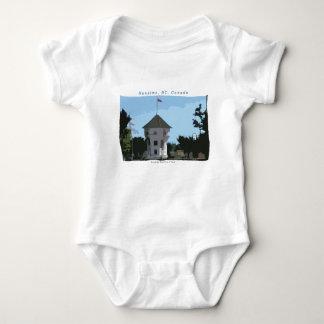 Nanaimo Fort Bastion Baby Bodysuit