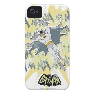 NANANANANANA Batman Graphic iPhone 4 Case