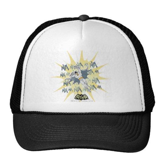 NANANANANANA Batman Graphic Trucker Hat