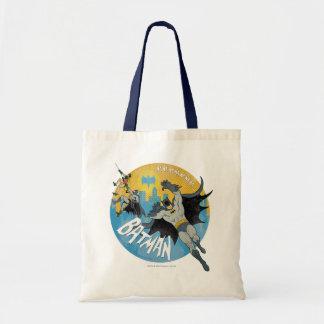 NANANANANANA Batman Icon Budget Tote Bag