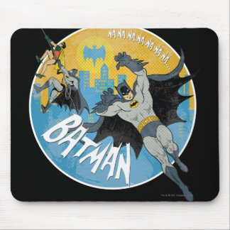 NANANANANANA Batman Icon Mouse Pad