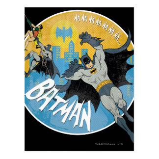 NANANANANANA Batman Icon Post Cards