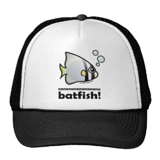 nananananananana Batfish Trucker Hat