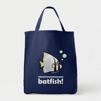 nananananananana Batfish! Tote Bag