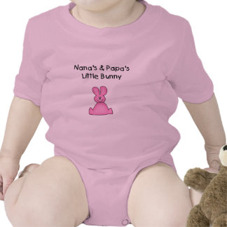 Nana's and Papa's Little Bunny T-shirts and Gifts