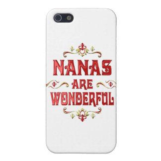 Nanas es maravilloso iPhone 5 cobertura