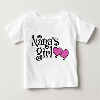 Nana's Girl Baby T-Shirt