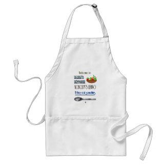 nana's kitchen adult apron