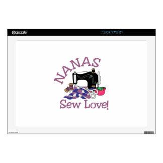 Nanas Laptop Decal