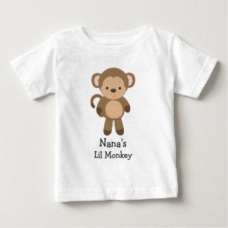 Nana's Lil Monkey T Shirt