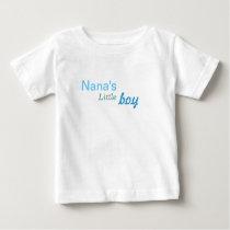 Nana's little boy baby T-Shirt