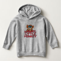Nana's Little Monkey Hoodie