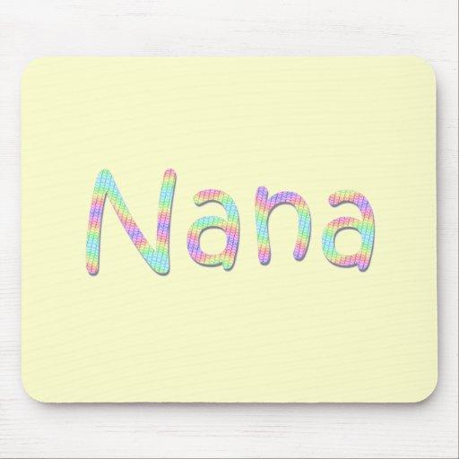 Nana's Mousepad