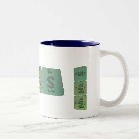 Nanas-Na-Na-S-Sodium-Sodium-Sulfur.png Two-Tone Coffee Mug