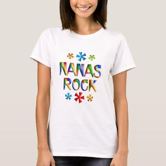 NANAS ROCK T-Shirt