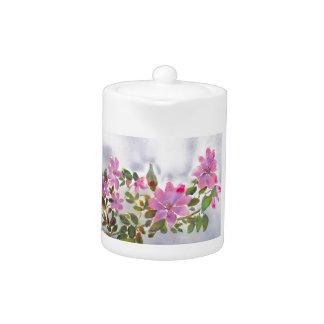 Nana's Roses Teapot