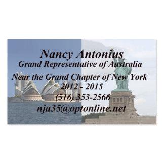 Nanat Business Card
