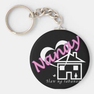 Nanay Keychains