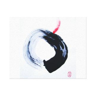 Nanbairebun Stretched Canvas Print